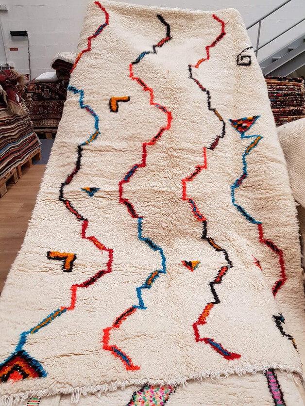 Tapis Berbere Azilal 226 X 143 Cm L Entree Deco